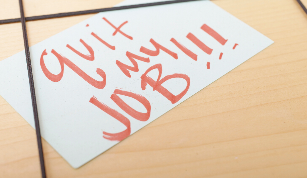 SHOULD YOU PERSUADE YOUR EMPLOYEE TO STAY?