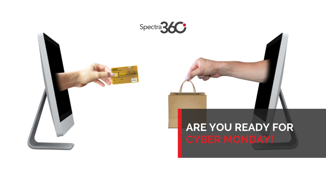 Are you ready for CyberMonday? Online Shopping