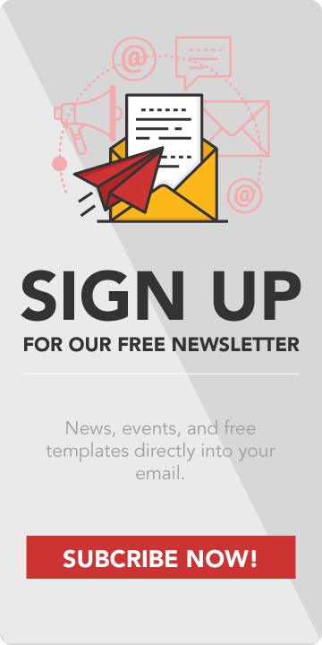 Sign-up-ad