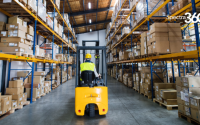 5 IDEAS FOR A MORE EFFICIENT WAREHOUSE.