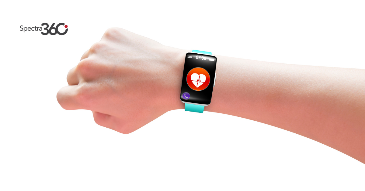 Safety Tracker at Wrist
