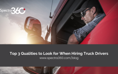 Top 3 Qualities to Look for When Hiring Truck Drivers