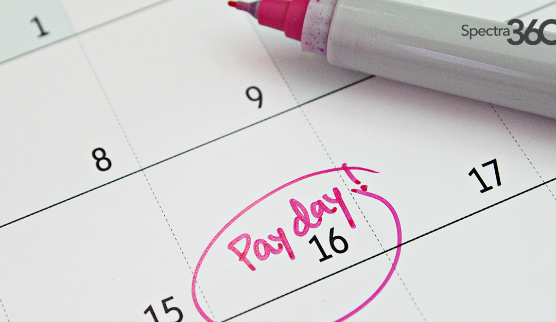 How to entice employees that live paycheck to paycheck